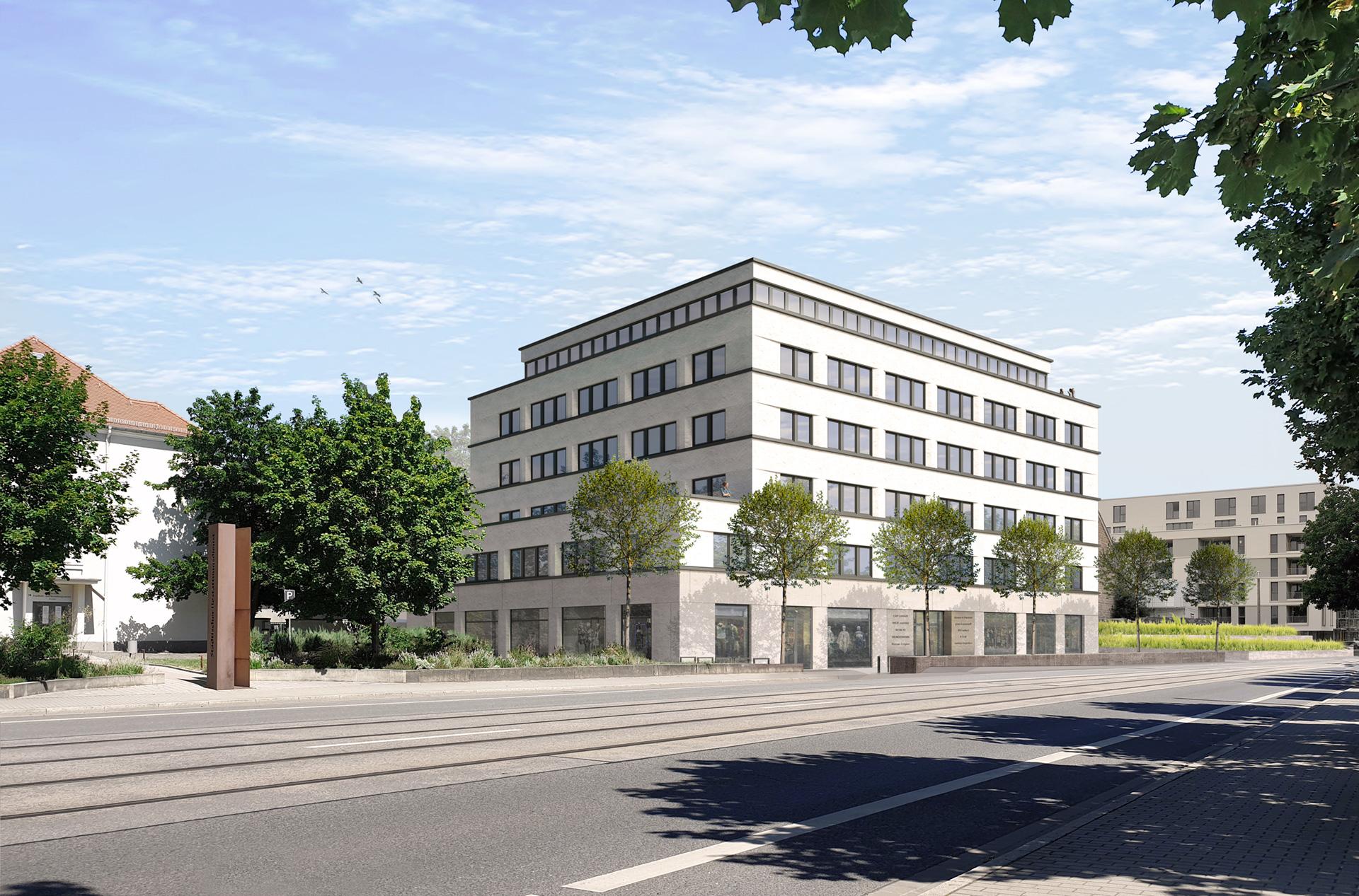 Löbtauer 66 Gesundheitszentrum Dresden